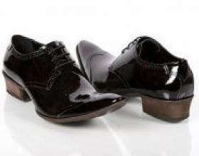 Як доглядати за лакованим взуттям? фото