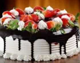 Як прикрасити торт в домашніх умовах? фото