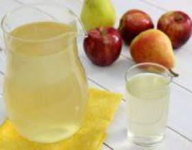 Як варити яблучний компот? фото