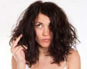 Як відновити волосся після хімічної завивки? фото