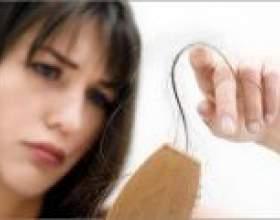 Як відновити волосся, що випали фото