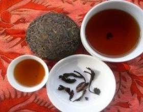 Як вибрати пуер і грамотно заварити китайський чай шу і шен фото