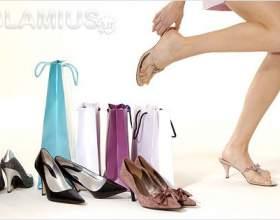 Як вибрати розмір взуття фото