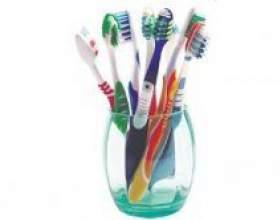 Як вибрати зубну щітку? фото