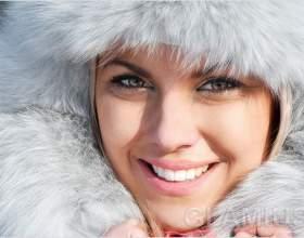 Як захистити обличчя від морозу фото