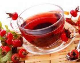 Як заварити чай з шипшини? фото