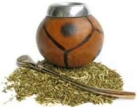 Як заварювати чай мате з збереженням корисних властивостей напою фото
