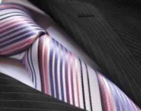 Як зав`язати краватку? Інструкція в картинках. фото