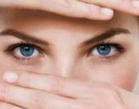 Які захворювання викликають почервоніння навколо очей фото