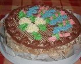 Київський торт - рецепт по госту і його смачні варіанти фото