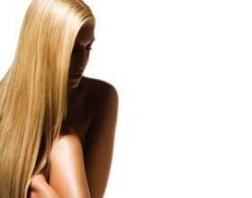 Ламінування волосся - до і після фото