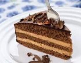 Легкий і простий рецепт торта прага. фото