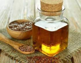 Лляна олія в народній медицині: рецепти здоров`я фото
