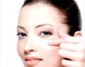 Кращий засіб від мішків під очима - маска, мазь або крем фото