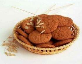 Кращі рецепти домашнього печива з вівсяних пластівців фото