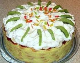 Кращі рецепти приготування апетитних тортів без випічки фото