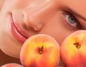 Кращий подарунок для особи - персикова маска фото