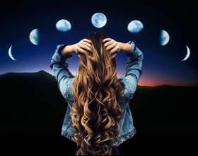 Місячний календар фарбування волосся 2017: сприятливі дні. Фарбування волосся по місячним днях фото
