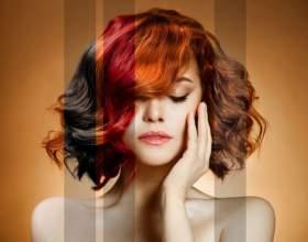Місячний календар фарбування волосся 2018 фото