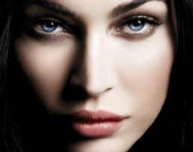 Макіяж для блакитних очей - підбір тіней, корисні поради фото