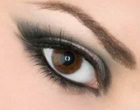 Макіяж для карих очей: підкреслимо природну чарівність фото