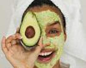 Маска для обличчя з авокадо - 10 кращих рецептів фото