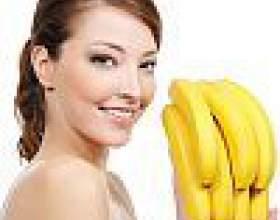 Маска для обличчя з банана - рецепти для різних типів шкіри фото