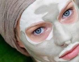 Маска для обличчя з білої глини - перетворення шкіри зсередини фото