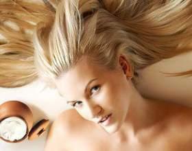 Маска для волосся зі сметаною фото