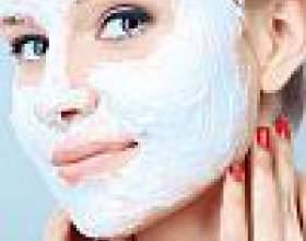Маски для обличчя з білою глиною - показання до застосування, рецепти фото