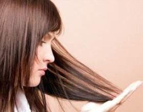 Маски для волосся, що січеться - не поспішайте розлучатися з довжиною локонів фото