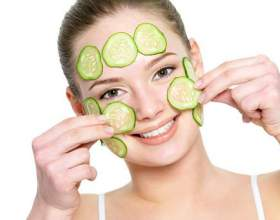 Маски з огірків для обличчя - краса і здоров`я шкіри фото