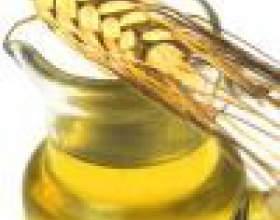 Масло зародків пшениці для обличчя та волосся фото