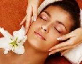 Масаж обличчя в домашніх умовах, яке масло для масажу особи найкраще фото