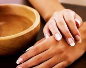 Мигдальне масло для рук і нігтів фото