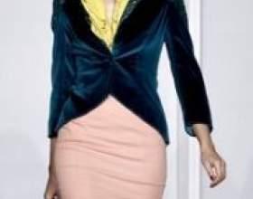 Мода на всі часи: спідниця-олівець фото