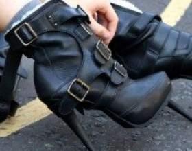 Модне взуття 2012 фото