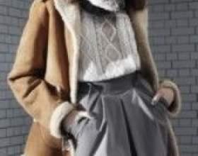 Модна верхній одяг фото