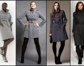 Модні пальто 2010 2011 фото