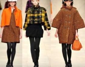 Модні пальто осінь зима 2011-2012 фото