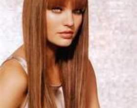 Модні зачіски на длиние волосся фото