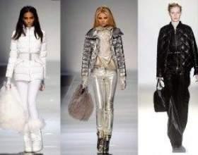 Модні силуети і фактура популярних в 2013 році жіночих курток фото