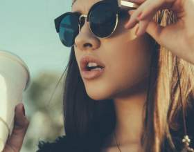 Модні сонячні окуляри 2018 фото
