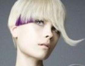 Модні стрижки для короткого волосся фото