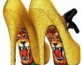 Модні туфлі 2011: поєднання стилю і комфорту фото