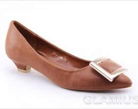 Модні туфлі весна-літо 2014 фото