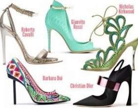 Модні туфлі весни і літа 2013 в відео і фото огляді популярних моделей фото