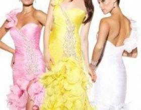 Модні вечірні сукні 2011: стиль і фішки фото