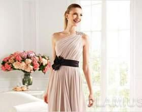 Модні вечірні сукні 2013. фото