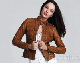 Модні жіночі куртки 2015 фото